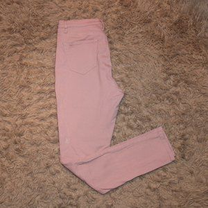 Juniors Pink Urban Planet Jeans
